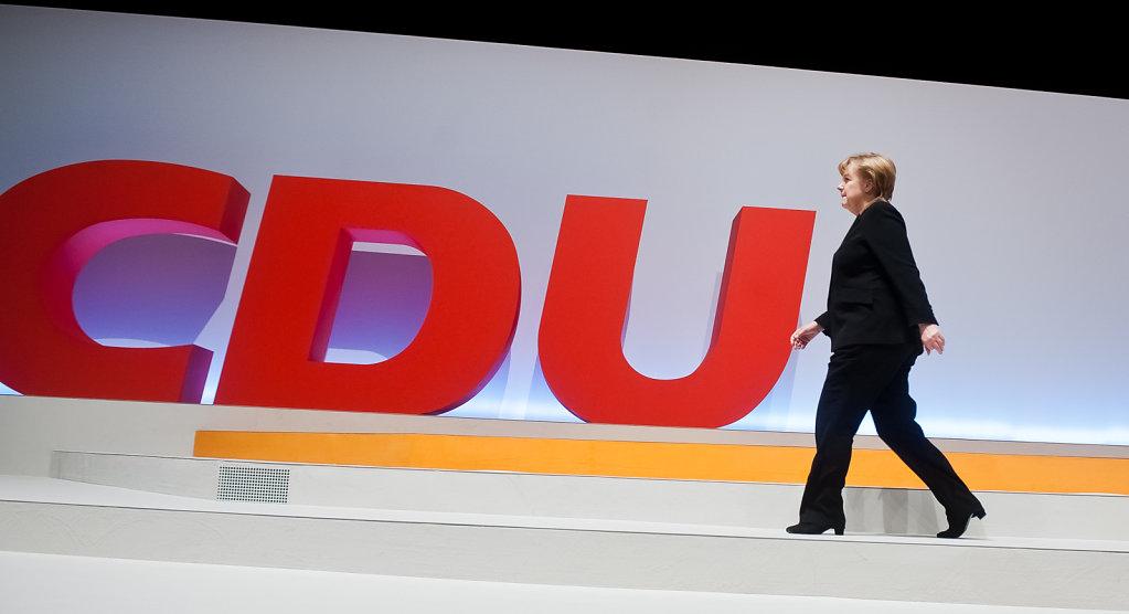 Merkel besucht Bundeswehr