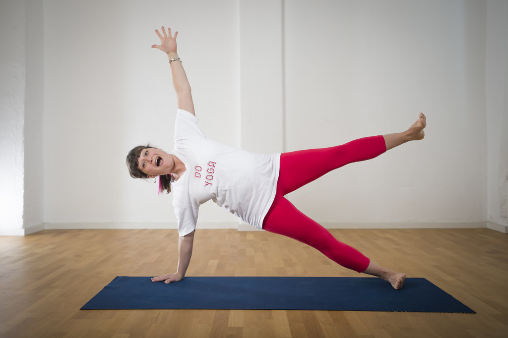Yoga - Foto: Simone M. Neumann