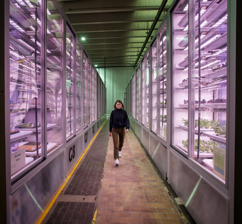 infarm - Urban Farming Berlin